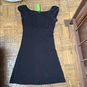 Theory Petite Black Dress